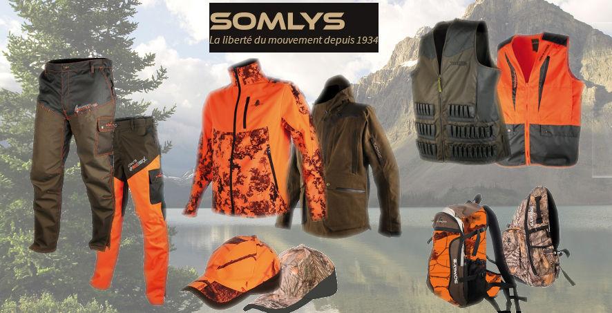 Nouvelle gamme SOMLYS !