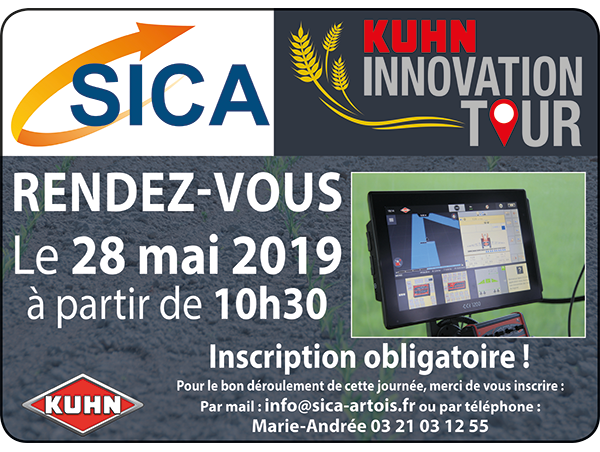 Journée Innovation Tour Kuhn