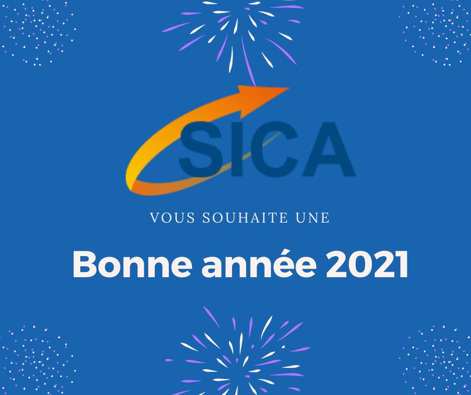 Meilleurs vœux pour 2021