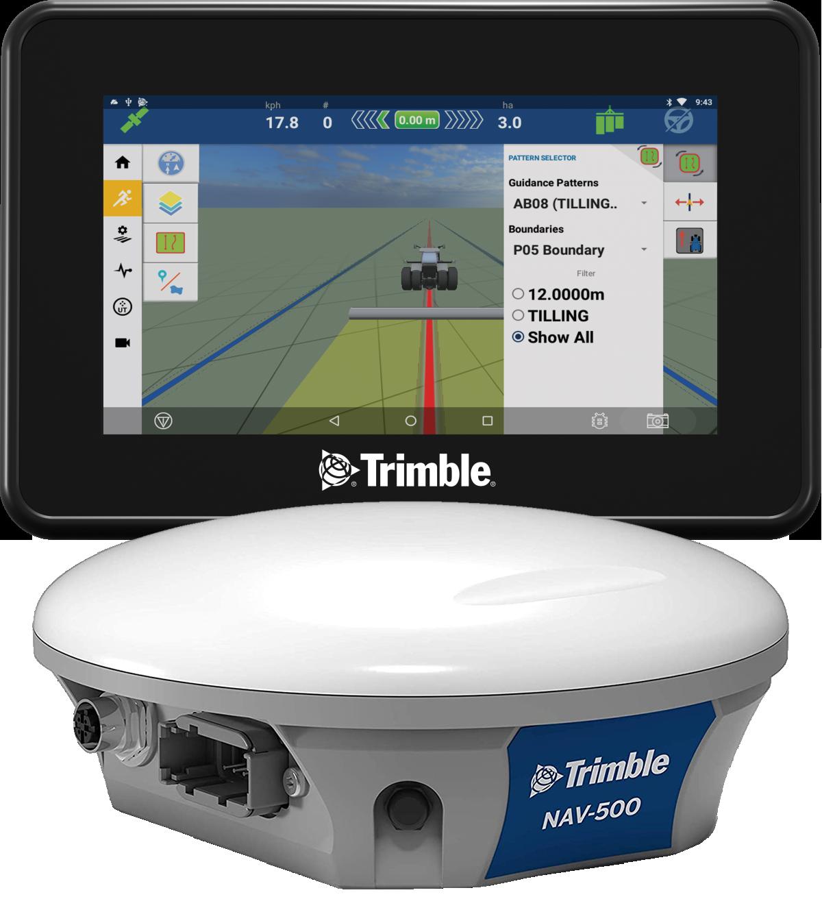 TRIMBLE GFX350