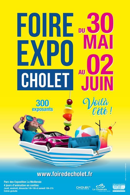 AGRÉOM A LA FOIRE EXPO DE CHOLET