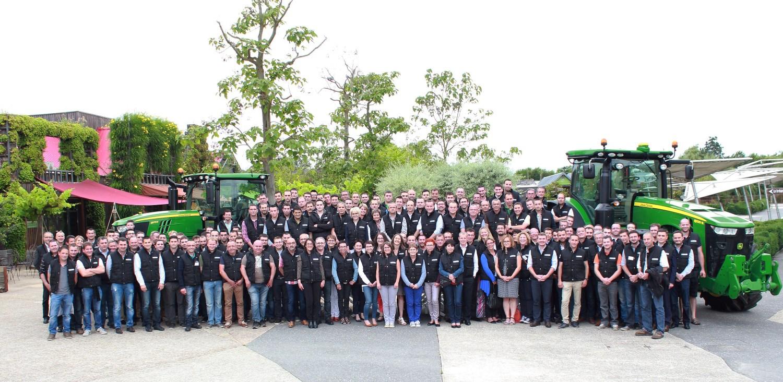 170 collaborateurs à votre service