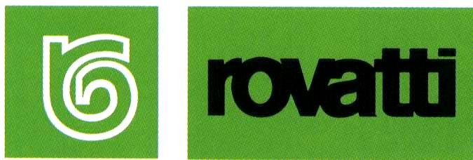 Logo ROVATTI